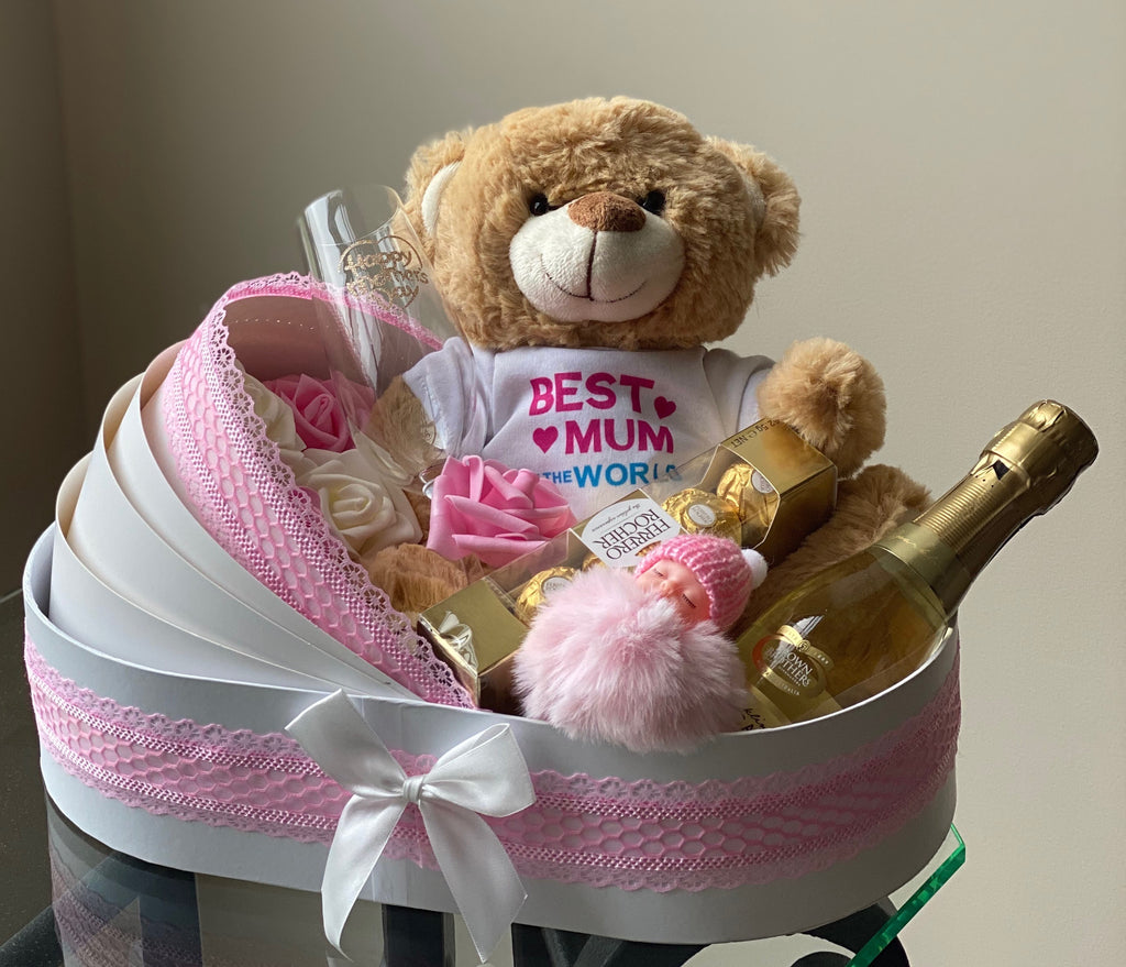 Baby Basket Luxury Hamper