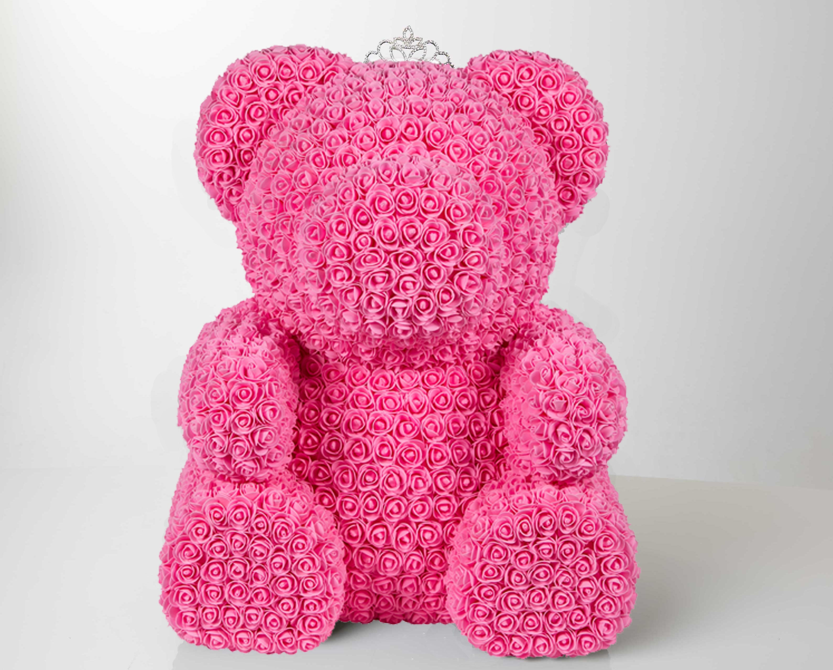Adore Rose Bear - Large