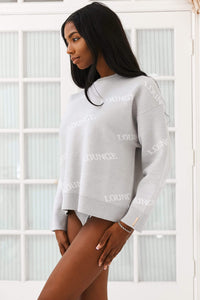 Frost So Snug Signature Knitted Oversized Jumper
