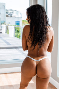 Sand Lace Magic Thong