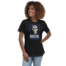 Load image into Gallery viewer, DT BLUE Women's Relaxed T-Shirt