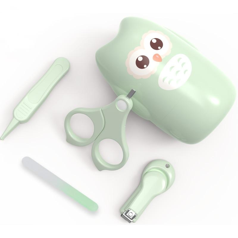 Accessories 4pcs-TF367M Baby Nail Trimmer Kit
