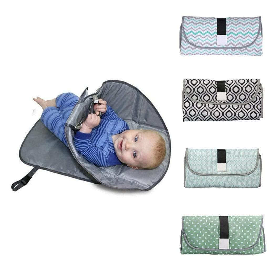 Accessories Multifunctional Diaper Changing Mat