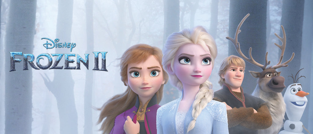 Disney frozen 2 logo