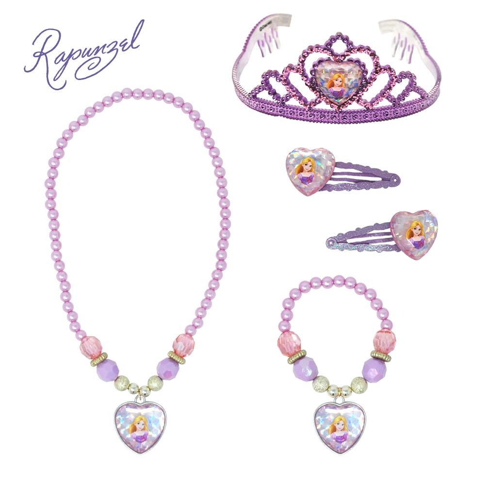 Disney Princess Rapunzel AccessoryBundle - Pink Poppy