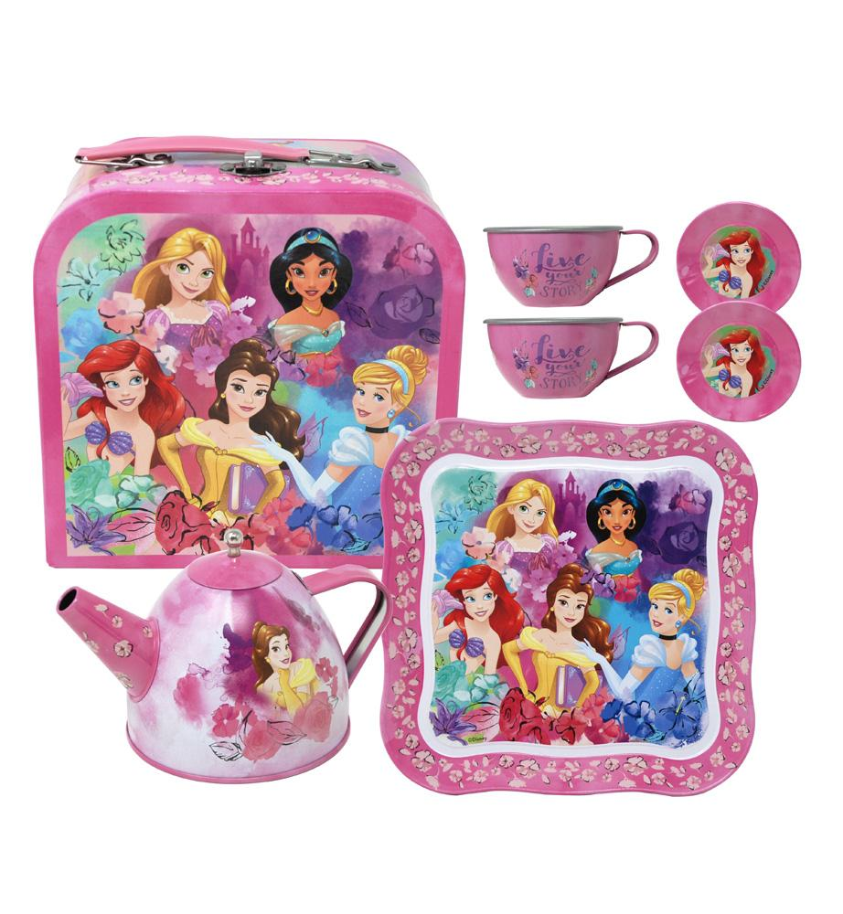Princess Disney Tea Set - Pink Poppy