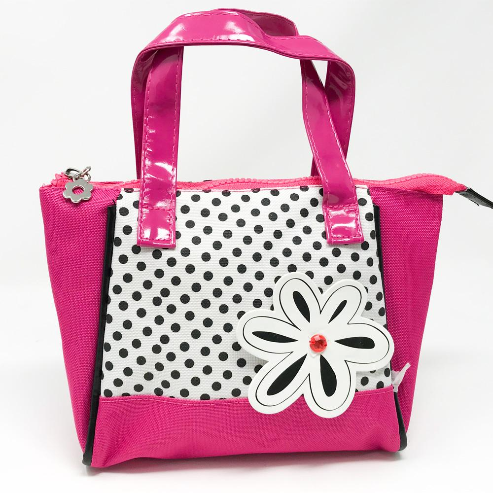 Imagination Handbag-Hot Pink - Pink Poppy