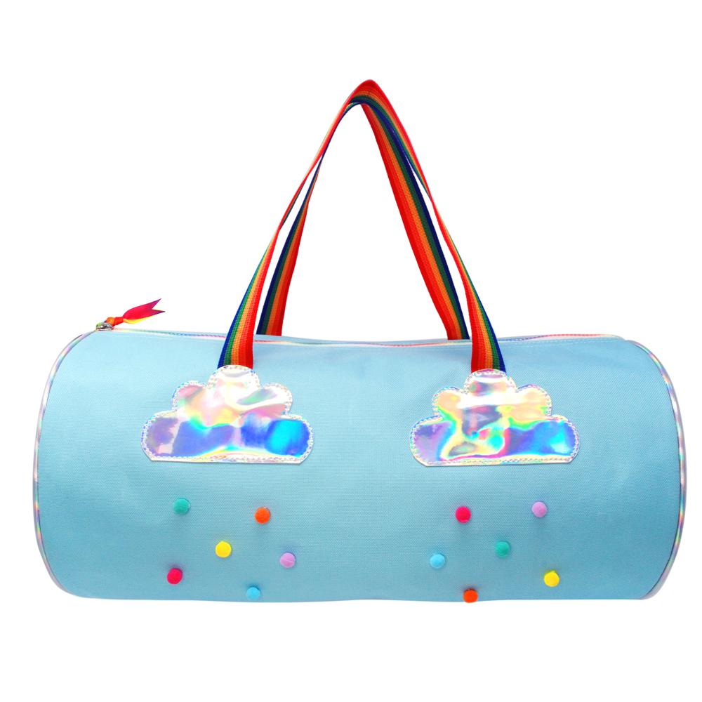Rainbow magic overnight bag-blue - Pink Poppy