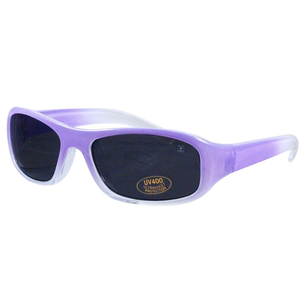 Frost Graded Sunglasses-Lilac - Pink Poppy