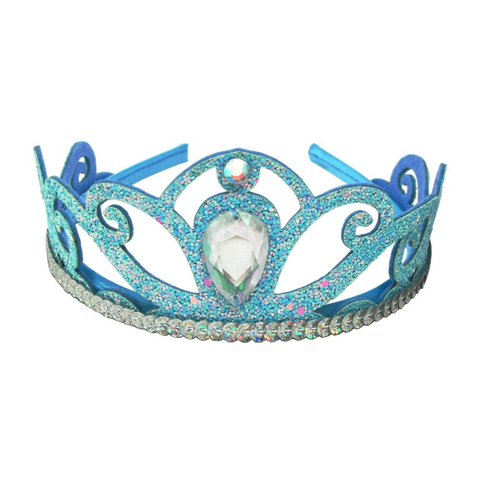 Princess Cinderella Crown - Pink Poppy
