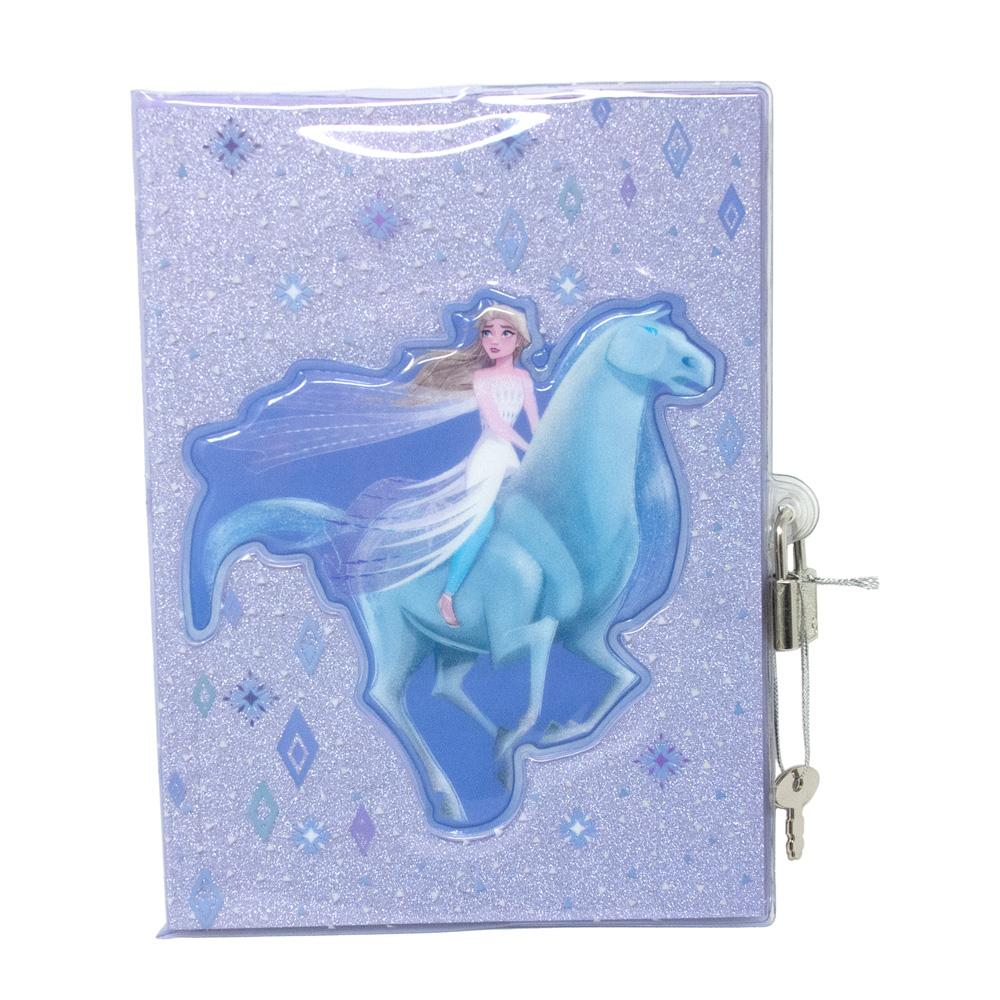 Frozen 2 Elsa & The Waterhorse Diary - Pink Poppy