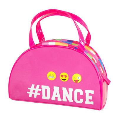 Pixel dance small bowling bag-hot pink - Pink Poppy