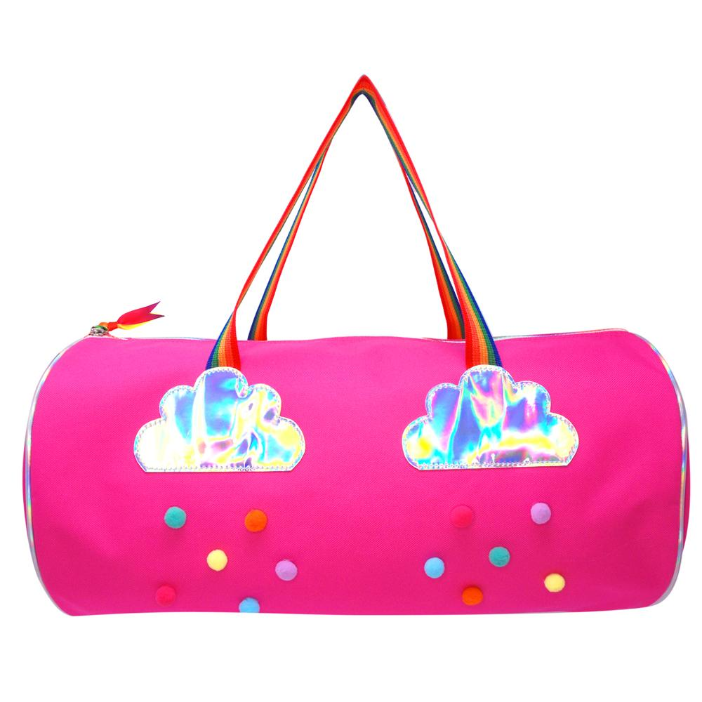 Rainbow magic overnight bag-hot pink - Pink Poppy