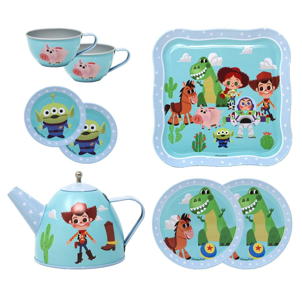 Toy Story 8 Piece Tea Set - Pink Poppy