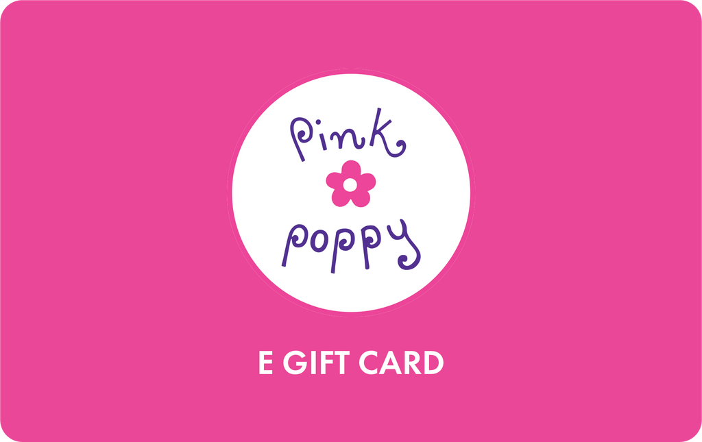 Pink poppy eGift card - Pink Poppy