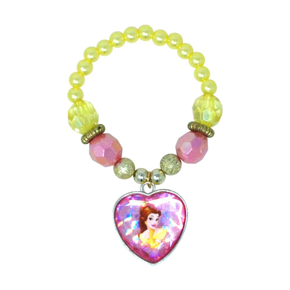 Disney Princess Belle Bracelet - Pink Poppy