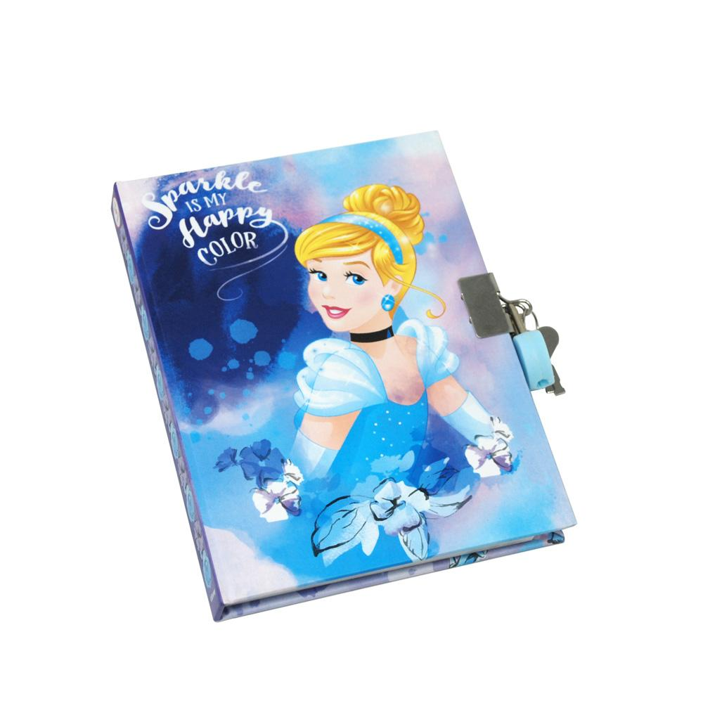 Cinderella Strawberry Scented Diary - Pink Poppy