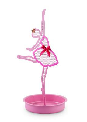 Beautiful ballerina earring stand-pp - Pink Poppy