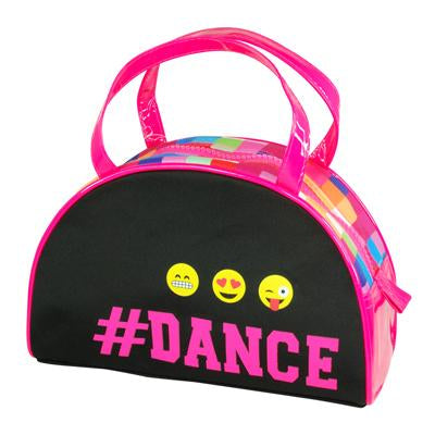 Pixel dance small bowling bag-black - Pink Poppy
