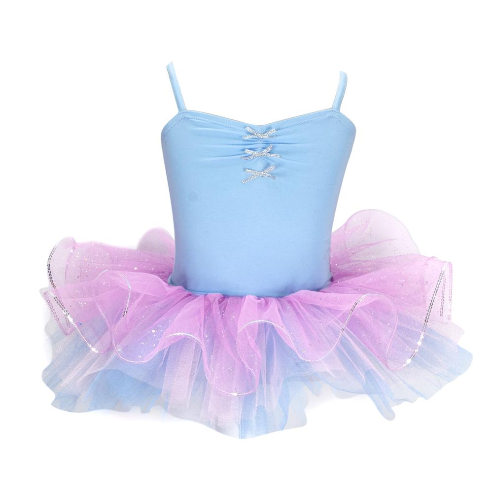 Tutu cute tutu size 3/4-blue - Pink Poppy
