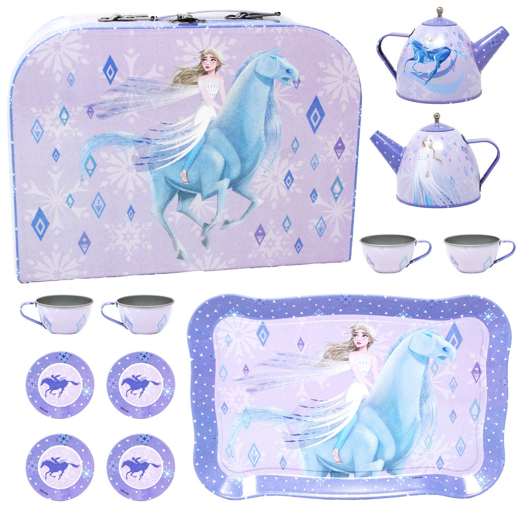 Frozen 2 Elsa & The Waterhorse Tea Set - Pink Poppy