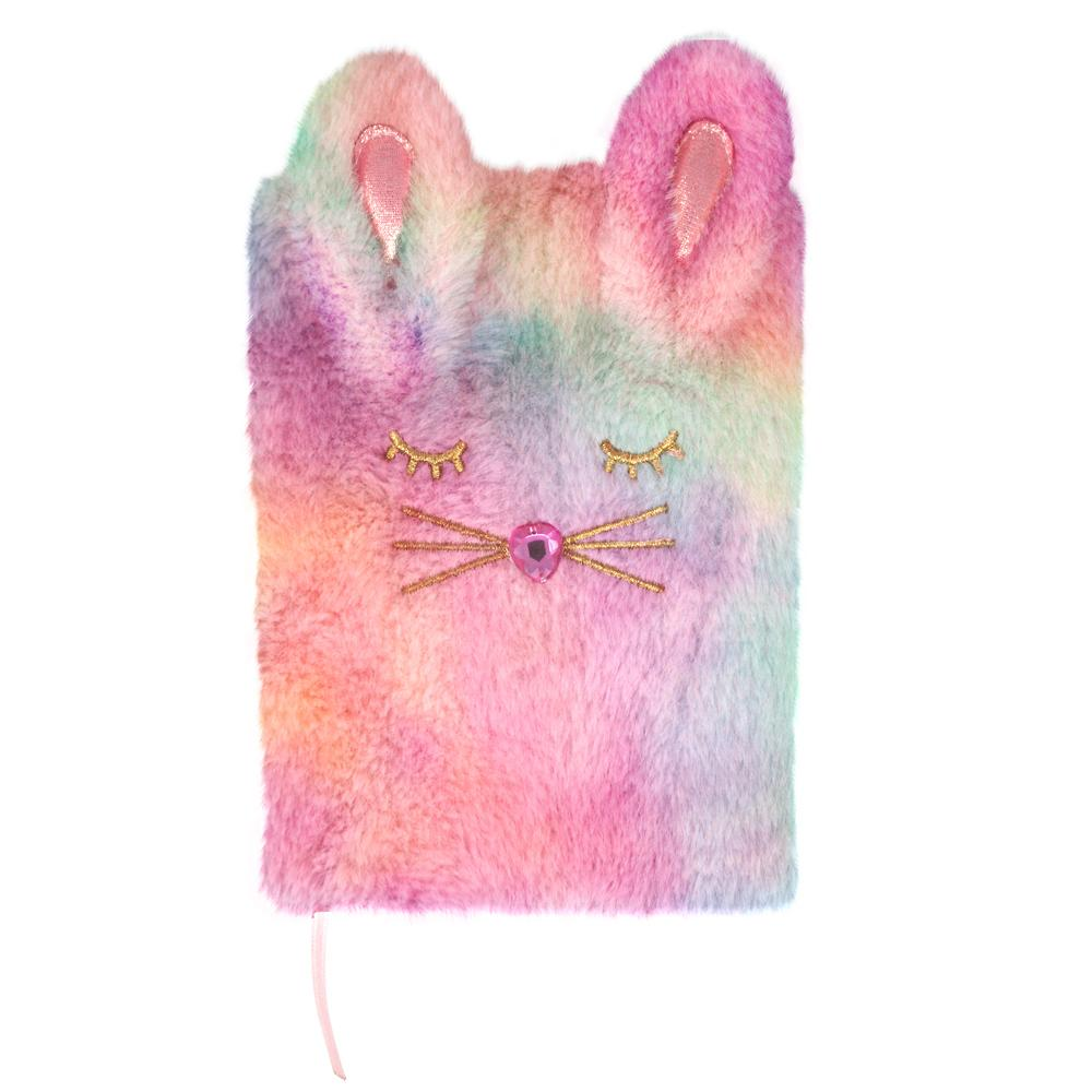 Bunny Kisses Diary-Multi - Pink Poppy