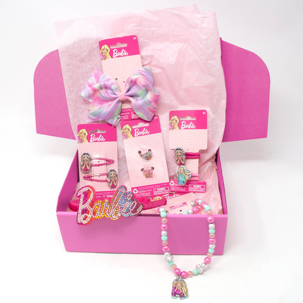 Barbie Accessories Package - Pink Poppy