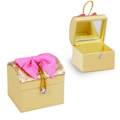 Forever sparkle tooth chest-yellow - Pink Poppy