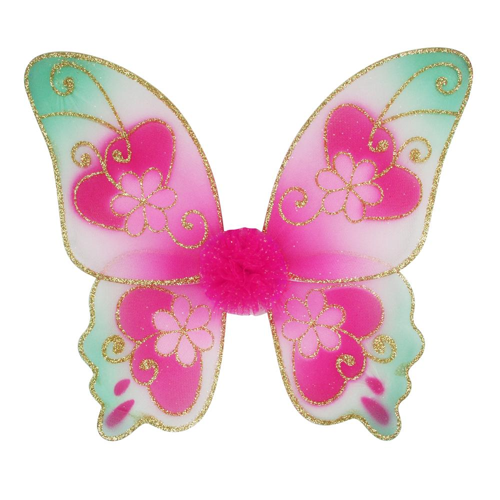 Princess dreams wing-pink - Pink Poppy