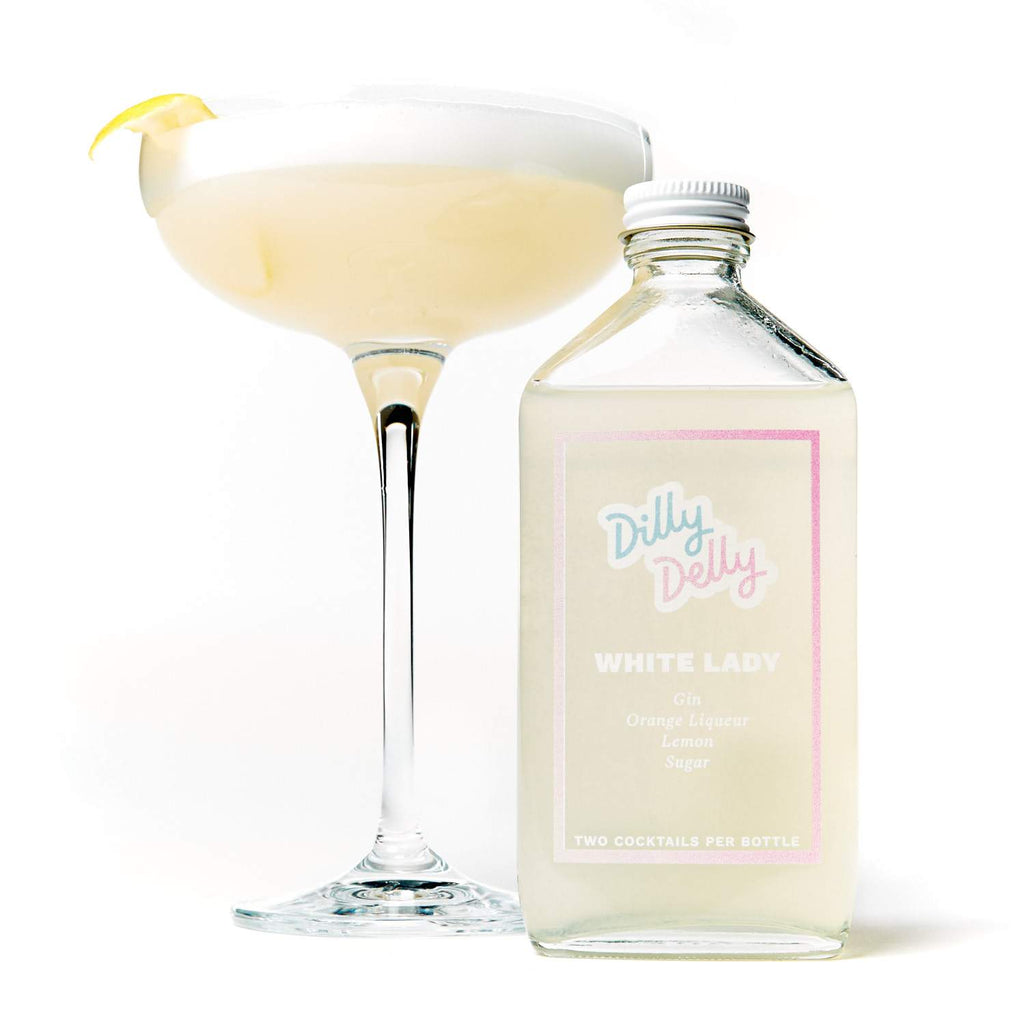 White Lady Bottled Cocktail