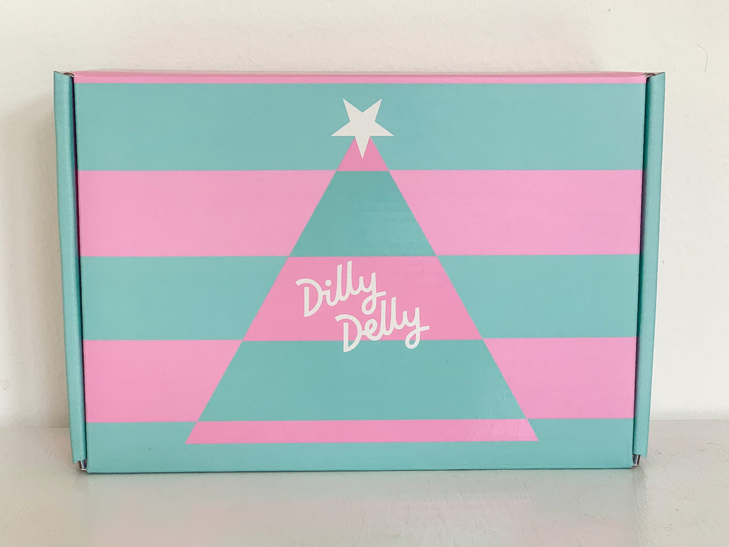 Dilly Delly Christmas Gift Box
