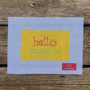 Hello Sunshine Sunglasses Case