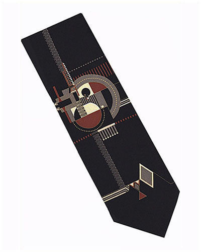 Wright Architecture Silk Ties