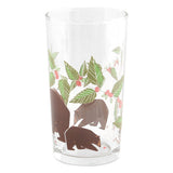 Charley Harper Great Outdoors Glass (Bear)