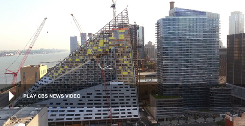Bjarke Ingels Talks 2 WTC Design and 'Extreme' Architecture