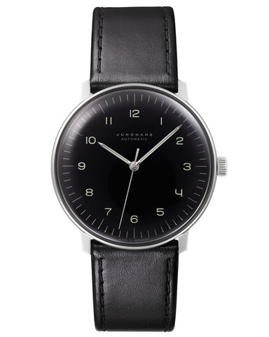 Junghans Automatic 27 Watch 3400.04 Black/Black