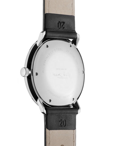 Junghans Automatic 27 Watch 3500.04 White/Black