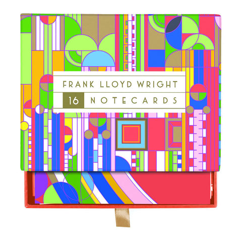Frank Lloyd Wright Designs Greeting Assortment Notecard Box