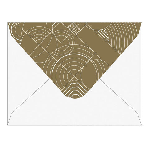 Decorative Designs Boxed Greeting Cards back