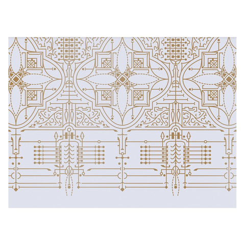 Beautiful Greeting Assortment Notecard - White