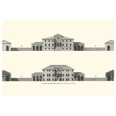 Architectural Classics Notecards