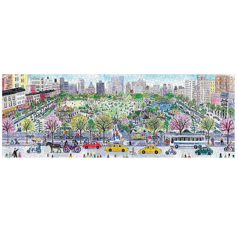 Cityscape by Michael Storrings 1000 Piece Jigsaw Puzzle