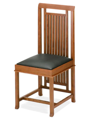 Frank Lloyd Wright Coonley 2 Chair - Leather Upholstery