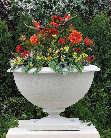 Frank Lloyd Wright Medium Heller House Planter Vase