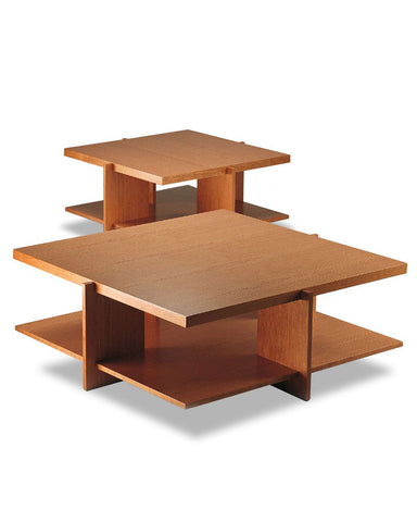 Frank Lloyd Wright Lewis Coffee Table Natural Cherry