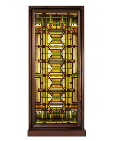 Frank Lloyd Wright Oak Park Skylight Stained Glass