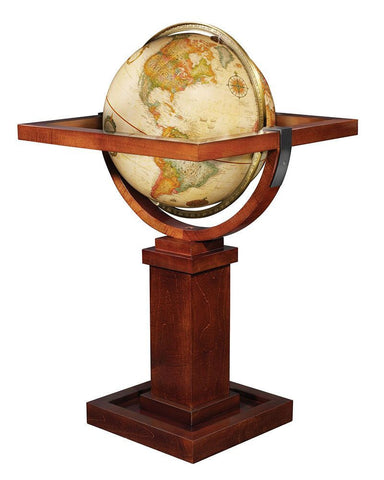 Frank Lloyd Wright Floor Standing World Globe