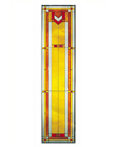 Tall Glass Panel 9 Inset