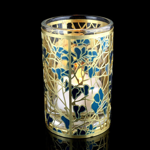 Tiffany Magnolia Votive