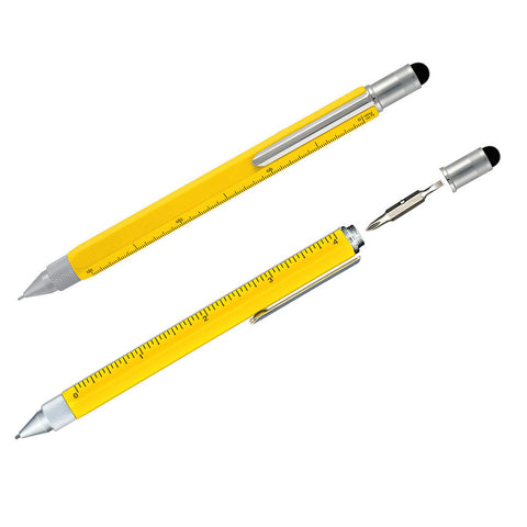 Multifunction Pencil - Yellow